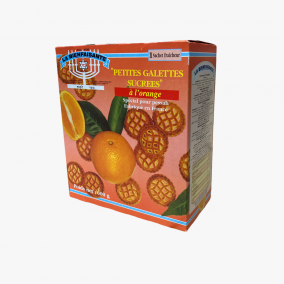 ASSORTIMENT ROYAL ORANGE 600G