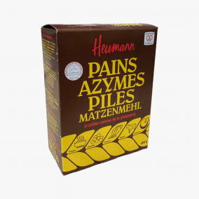 PAINS AZYMES PILES HEUMANN...