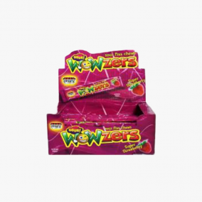 WOWZERS STRAWBERRY 25G