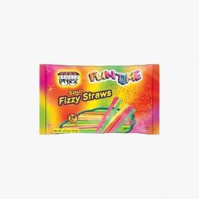 FIZZY STRAWS  FAM PACK 150 GR