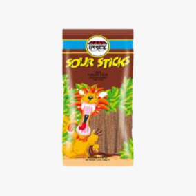 SOUR STICKS COLA 100G