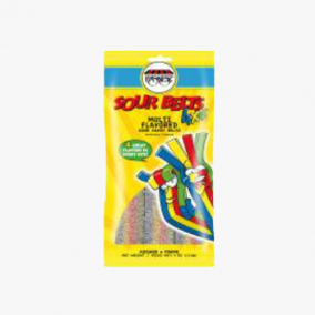 SOUR 4X4 BELTS NAT COLOR 115G