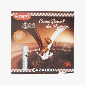 CREME DESSERT CHOCOLAT 115 GR