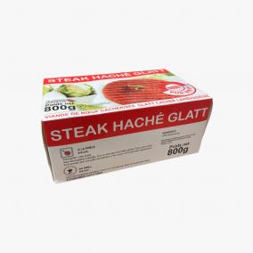 STEAK HACHE GLATT 100% PUR...