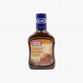 KRAFT SWEET HONEY BBQ