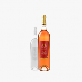 PLAZA PRESTIGE ROSE 75CL