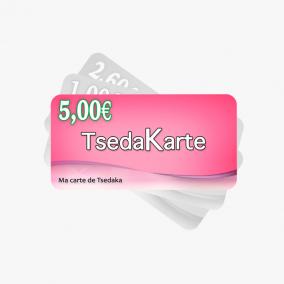 TSEDAKA 5 euros