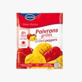POIVRONS RGE/JAUNES GRIL....