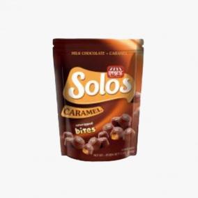 SOLOS CARAMEL BITES 141 GR