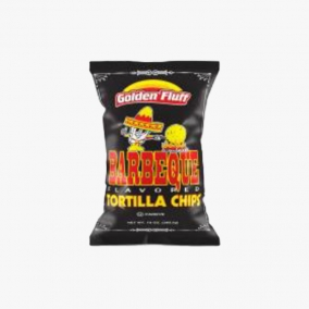 TORTILLA CHIPS BARBECUE 283.5G